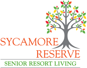 Sycamore Reserve Senior Living on the northside of Indianapolis